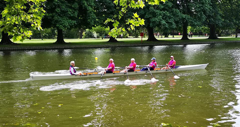 Star Rowing Club – Dementia-Friendly Rowing Squad